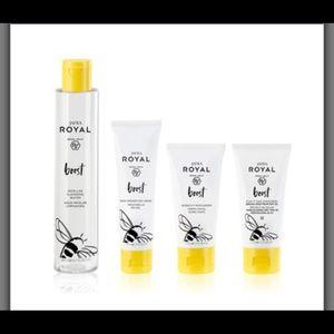 Jafra boost skin care ritual